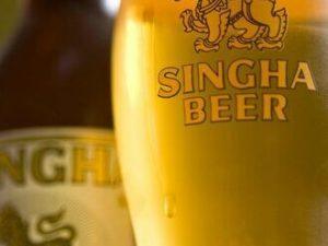 Пиво Singha