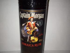 Капитан Морган черный